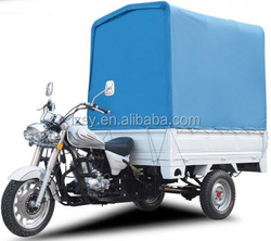 Chinese gearbox gasoline Popular 150cc Aircooled Three Wheel Cargo Scooter