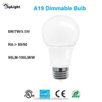 OMNI A19 A60 LED Bulb Dimmable 300 Degree with UL/ Energy Star