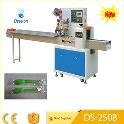 Automatic Ice cream plastic spoon packing machine/equipment DS-250B