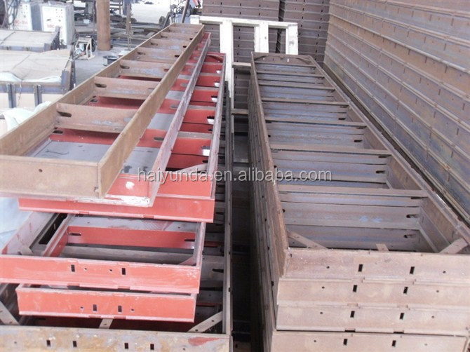 Steel Concrete Forms : Concrete formwork steel ply form building