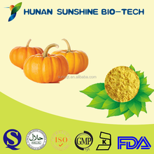 100% Pure pumpkin powder for bakery products application