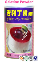 gelatin powder (mousse) stablelized material bakery ingredients 150g