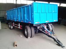 Agricultural Machine Factory agricultural tractors trailers/ side tipping trailers