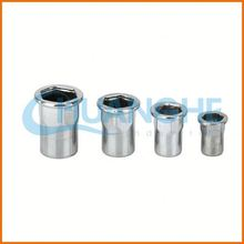 alibaba china supplier radiator nickel and zinc rivet nut
