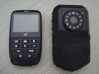 Wireless IR waterproof IP56 HD 1080p camcorder