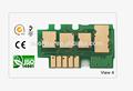Chip de restablecer mlt-d101s compatible restablecer los chips de toner para samsung para la versión de dom, de euros, exp, mea