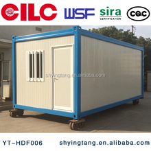 CILC Cheap prefab shipping container homes/toilet/hotel Standard