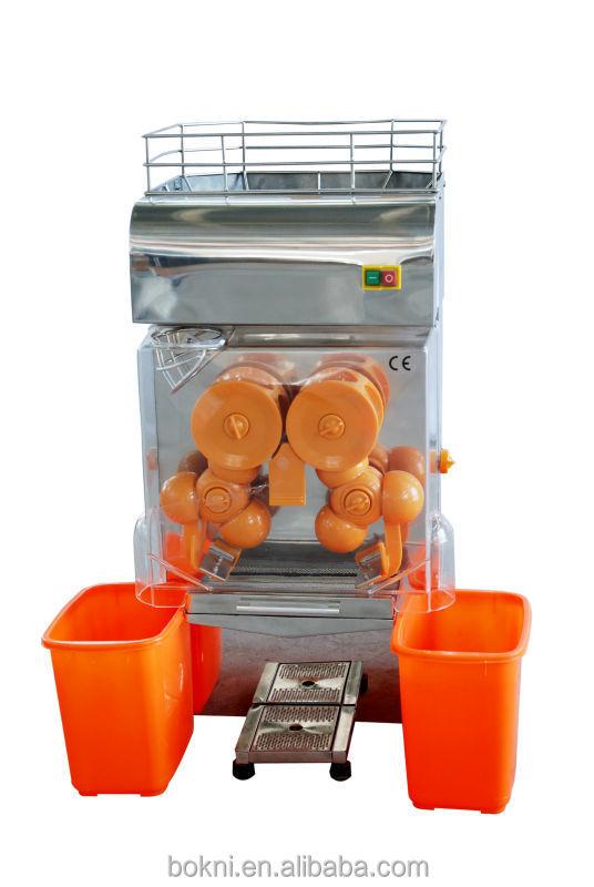 product detail hot sale commercial fresh orange juicer machine automatic