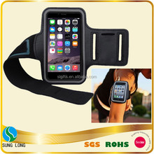 New Premium Waterproof Sports GYM Armband Case Cover with Key Holder For Smart Phone