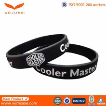 silicone wristband factory price high quanlity