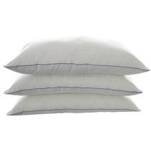 Ultra-soft Microfiber brushed fabric Down Alternative Pillow