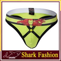 Shark Fashion underware alibaba online shopping men g string underwear