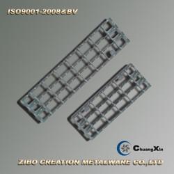 Aluminum die casting footstep