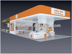 Sunhill 20ft/40ft Container Shop/ Mobile Container Store