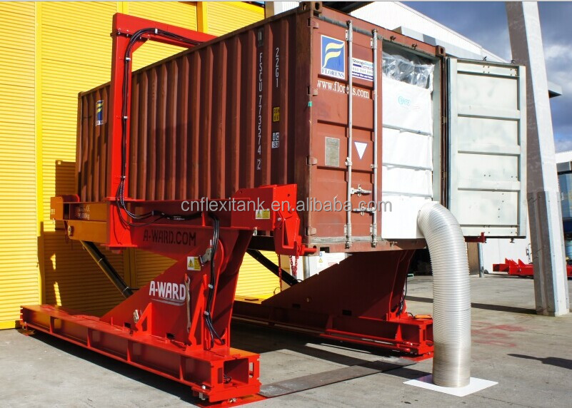 Sulphur Liner Inner Container Liner Sea Bulk Container