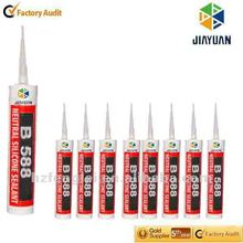China maufacturer weather proof silicone sealant tile marble adhesive with mould proof