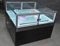 Centre Island bakery display mini cake cabinet refrigerator