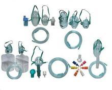 disposable oxygen face mask