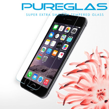 Oil proof Custom printing screen protector for iPhone 6 plus with free sample