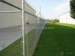 High quality high tensile dog kennel of chain link fence