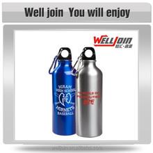 Promotional Logo Printed Water Bottles Aluminum Custom Printing