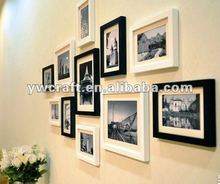 Original wood Combination photo frame 2012 new design