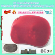 car neck massager vibrating massage pillow neck massage pillow F-818A