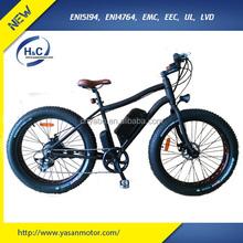 """26x 4.0"""" Kenda Electric Fat Tire Bikes, 500w big tire bike"""