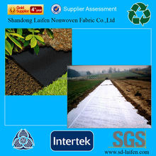 black&white agriculture stretch film for greenhouse& weed control