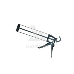 "2015 the newest style 9"" manual skeleton type caulking gun(silicone gun,silicone applicator gun,silicone sealant gun)"