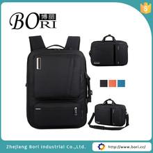 ballistic nylon laptop backpack backpack&book bag backpack with shoe pocket