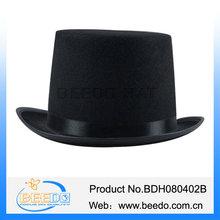 Promotion children felt magician top hat