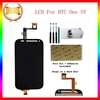 mobile phone lcd for htc one sv lcd digitizer assembly