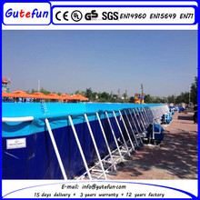 the screamer adult joyful swimming pooling for inflatable park