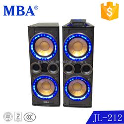 MBA 2015 New Subwoofer Speaker USB FM 2.0