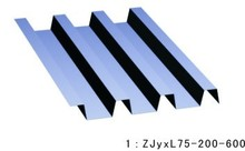prefab home use color coated galvanized steel coil corrugated steel roofing sheet