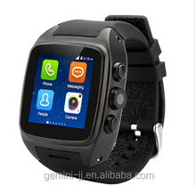 x01 android smart watch phone, 3G touch display phone watch with camera smart watch x01