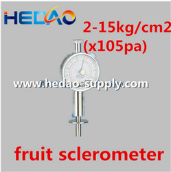 Fast selling product fruit penetrometer apple hardness tester for sale in low price