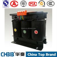Easy maintenance Low price SG-2KVA three phase 380V to 200V isolation transformer