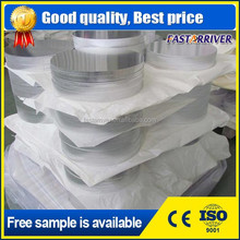 made by automatic produce line alloy 1070 aluminum circles