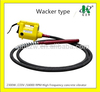 Hot sell High frequency electric concrete vibrator price for ZID-230C/ZID-200C 220V/2300W/18000R/MIN