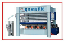 woodworking hot press/hot press for decoration board/hot press for door