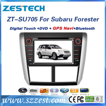 ZESTECH DVD Supplier 2Din Touch screen Car gps for Subaru Forester XV 2013 Dvd Gps Navigation System Radio Bluetooth TV