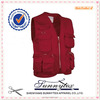 SUNNYTEX Hot Selling Mens Cotton Cheap Work Vest