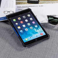 2015 popular lovely blue color TPU PC for ipad mini smart case