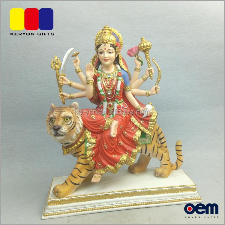 Super alta qualità fatti a mano in resina dio indù in vendita
