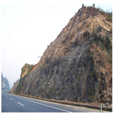 China High Quality SNS Flexible Protection Mesh/SNS Active Flexible Protective Wire Mesh/Passive Slope Protection Wire Mesh