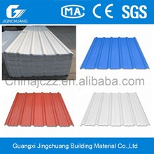 View asa pvc roof tile for warehouse