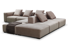 Unique design best price living room sofa, fabric sectional sofa set for living room furniture S007B