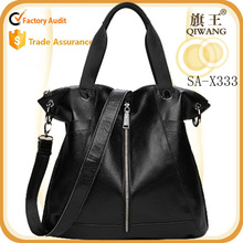 Fashion hobo handbag famous brand real leather tote bag stock available